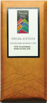 72% Ecuadorian Dark Chocolate